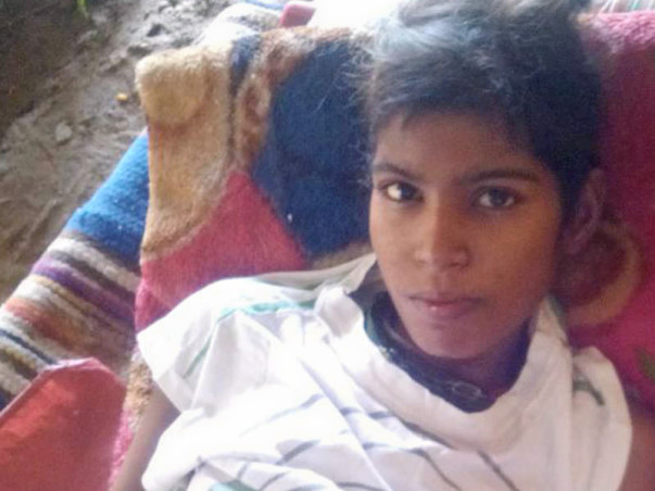 Help 21-Year-Old Mother Recover From A Severe Intestine Infection