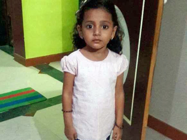 Save 'poorva' little angel struggling for her existence