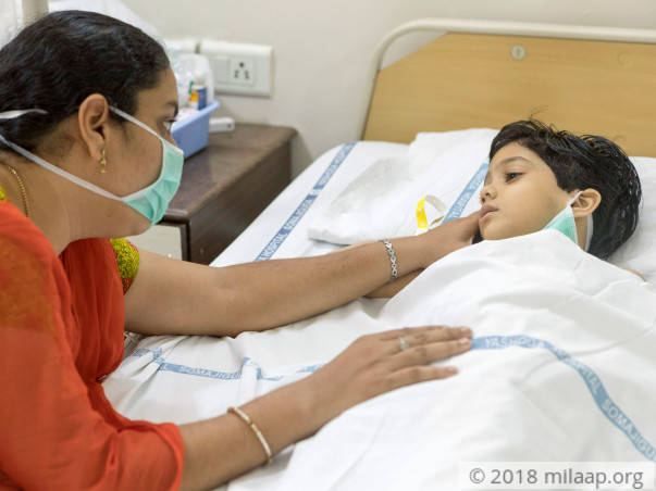 Ayushi Has Been In The ICU for weeks and Needs Urgent Help To Survive
