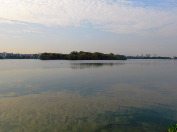 Nandi Hillathon: Restoration of Madiwala Lake, BTM Layout