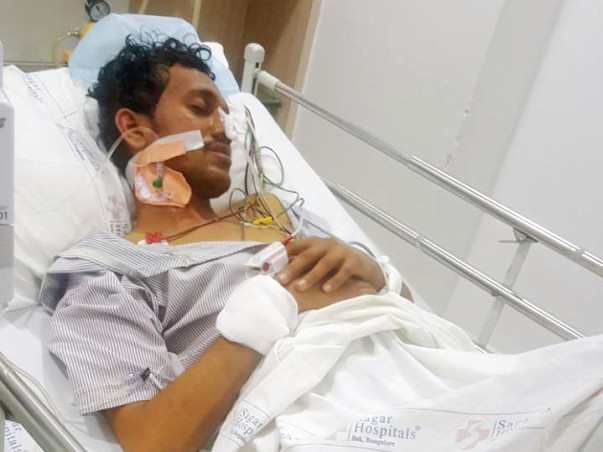 Help Pradeep For His Liver Transplant