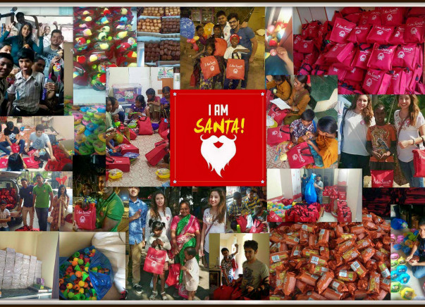 Birthday fundraiser to support 'I am Santa' initiative