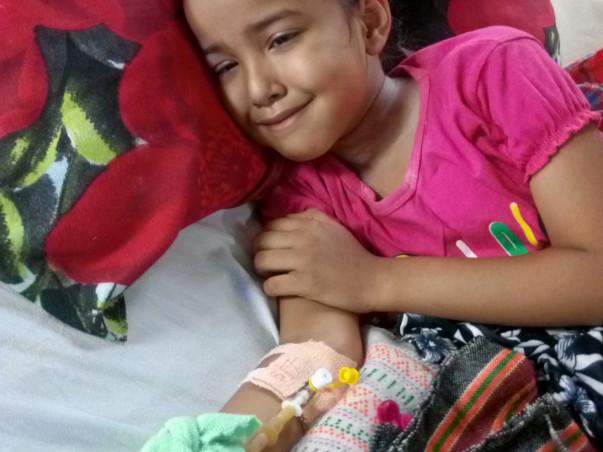 Help my niece (Kirti ) fight T.B. IN BRAIN