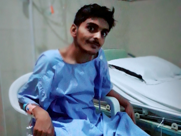 Help Mridul Fight Relapsed Cancer and Get Treated for Hip Fracture