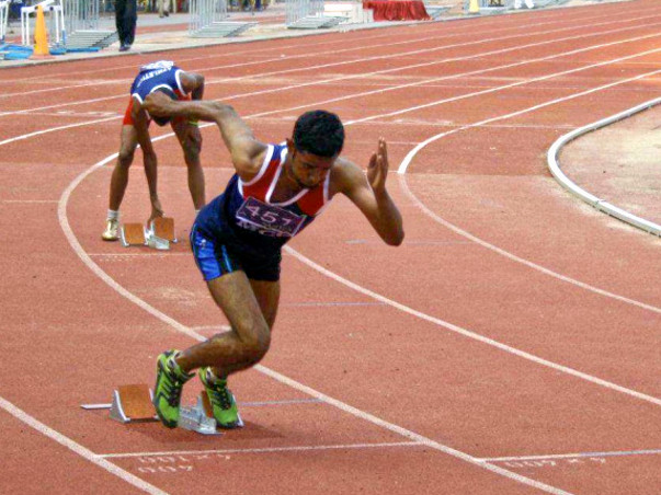 Chennai Sprinter Blumen Needs Your Help To Beat Cancer