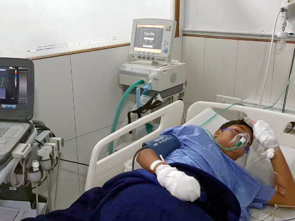 Help My Nephew Gokarla Sai Monohar Fight Leukemia