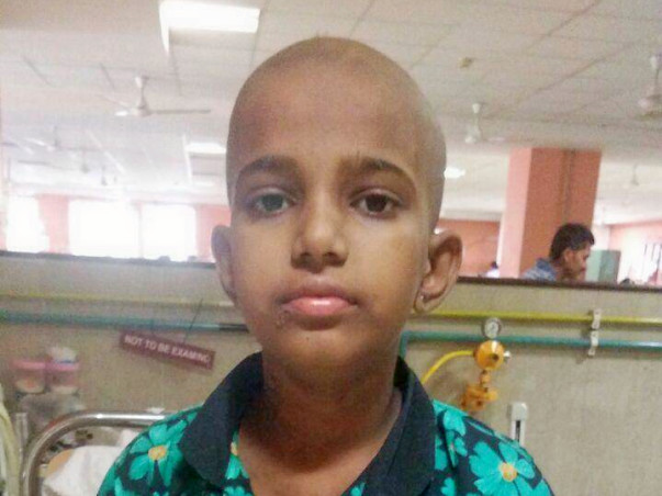 Help Orphan Mehek Fight Blood Cancer