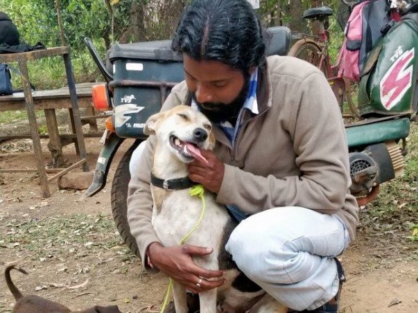 Support Kannan Krishnan for Integrated Animal Care Centre @ Auroville