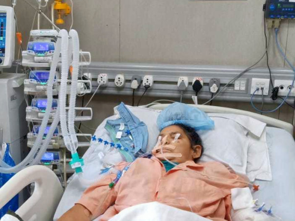 Help My Mom Fight Swine Flu And Other Complications