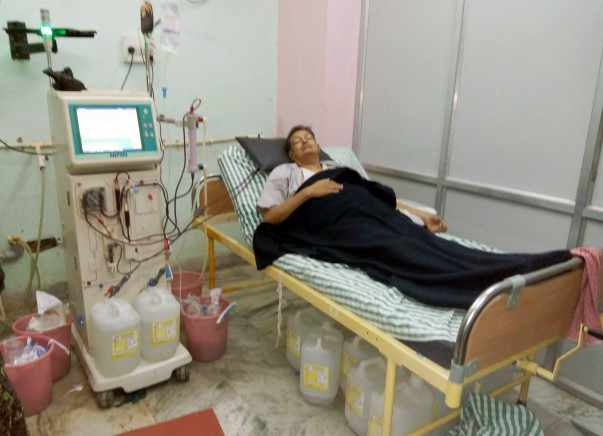 Heip Abhijeet For Kidney Transplantation