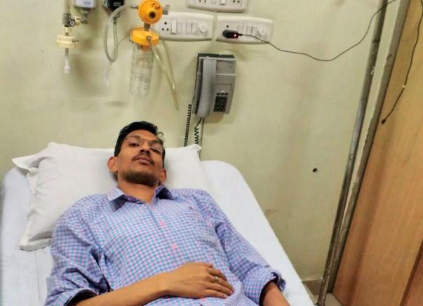 Help Abdullah Undergo Urgent Heart Transplant:6L raised & need 5L more