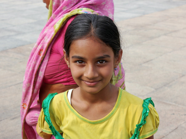 Help Geeta Continue Her Schooling and Live Her Dream
