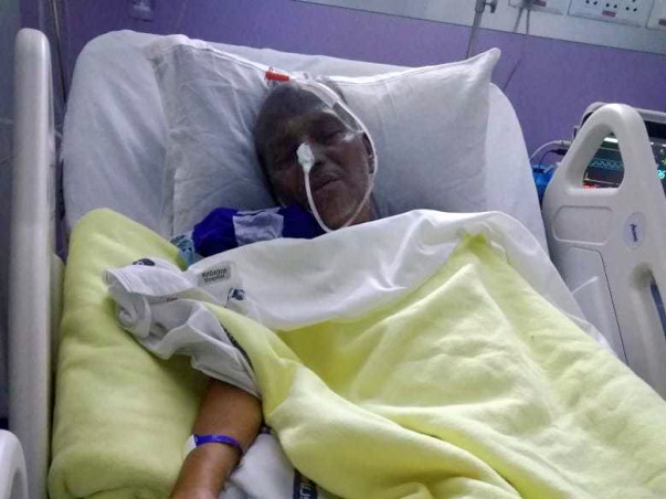Help Swapan Fight Cancer