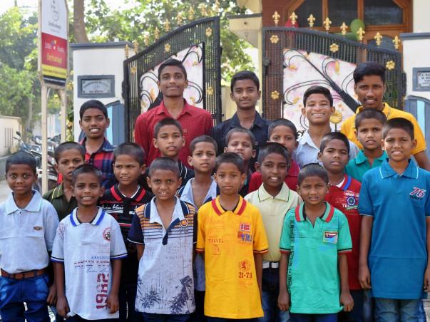 Help for Shelter for Children of Orphan