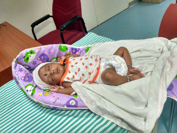 Help Baby of Mehetha Devi get treatment for blood disorder