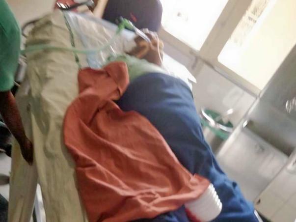 Please Save My Brother Nagaraj From Multiple Organ Failure!