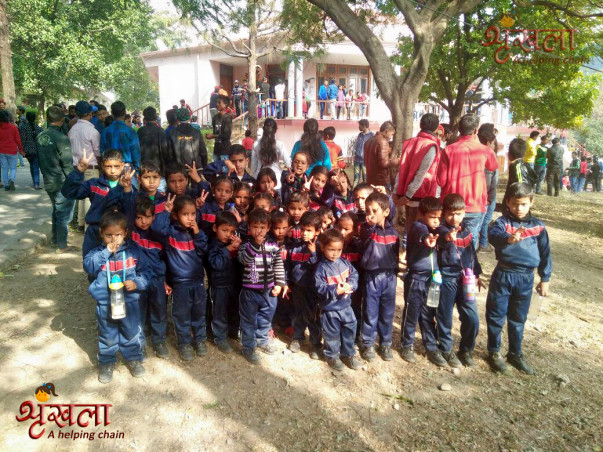 Help Us To Create a Bright Future For The Needy Children