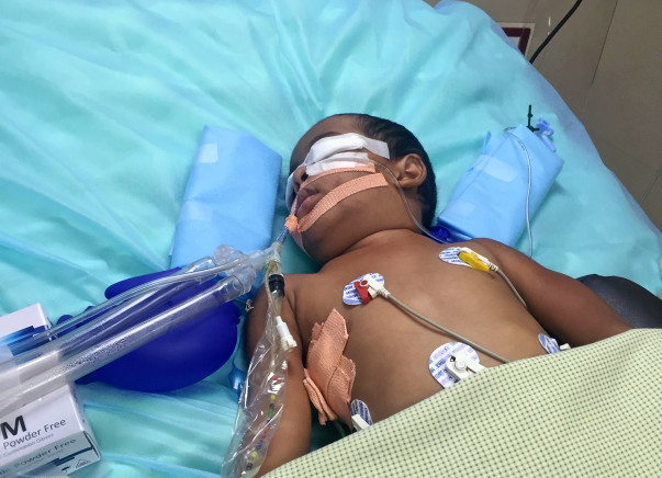 My Daughter Is Drowning From Within And She Needs Your Help To Survive
