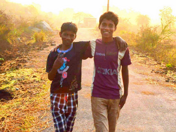 Help Tehasin and Sukriya to complete their primary education