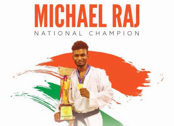 To Participate in Karate World Championship