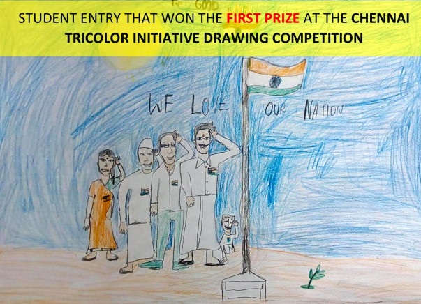 Support and share the dreams of IV A Inventors at CMS MGR Nagar!