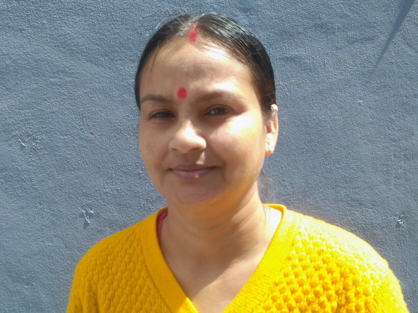 Help my mother undergo lung cancer treatment.