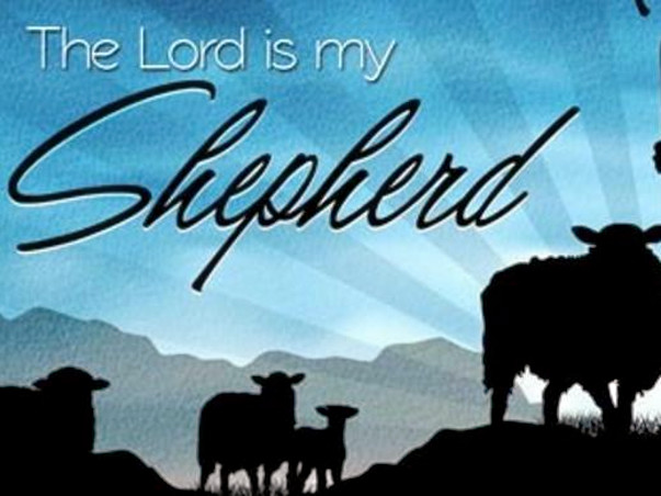 The Lord is my Savior and Healer.