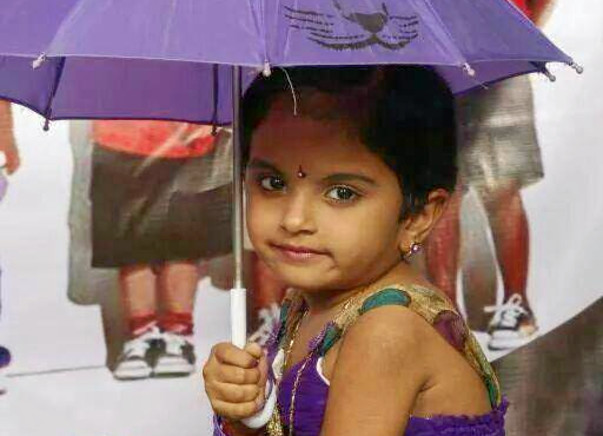 Help 6-year-old Ammu Fight Cancer