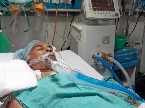 Help My Father Undergo An Open Heart Surgery