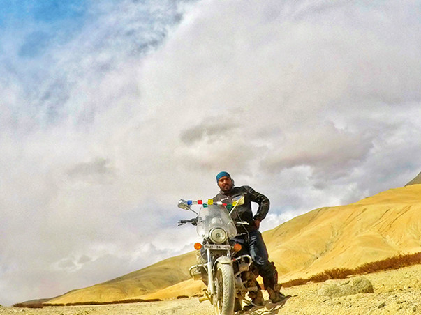 Two Way Road Trip From Chennai To Spain In Two Wheeler
