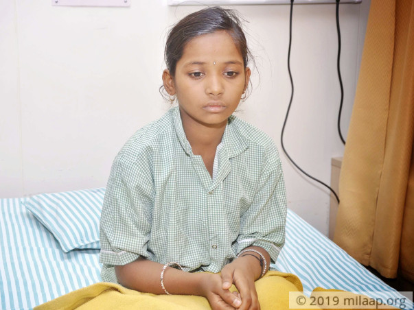 Sakshi needs your help to undergo her surgery