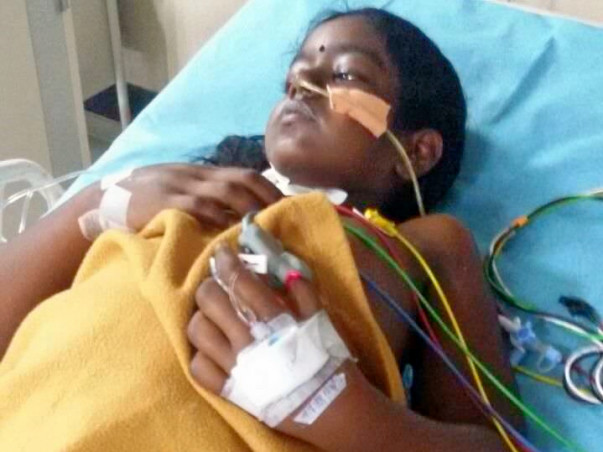 Please Support For Abinaya To Undergo Liver Transplantation
