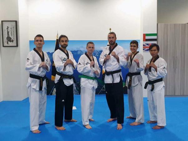 Help WTTU Moo Duk Taekwondo support slum kids in need