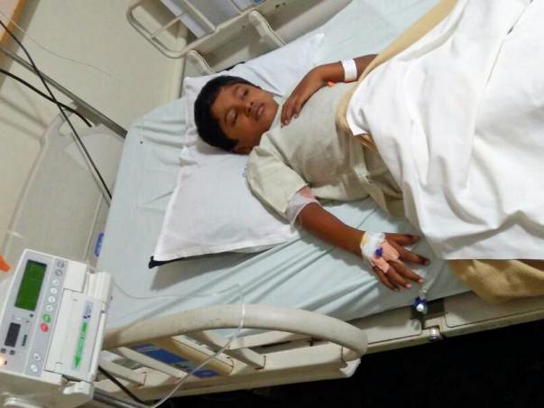 Help Diganth fight against Leukemia