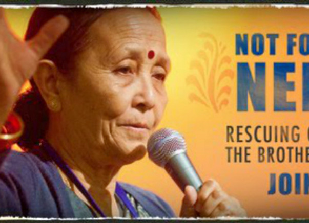 I am fundraising to help stop sexual trafficking between India and Nepal