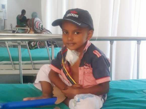Help My Son Harish to Fifght Cancer