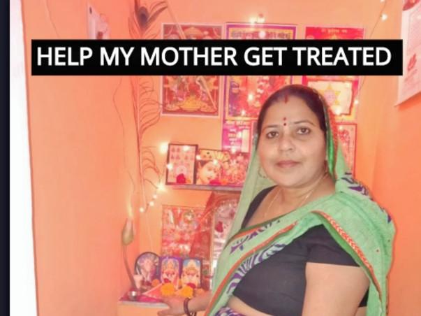Help Sunita Get Treated