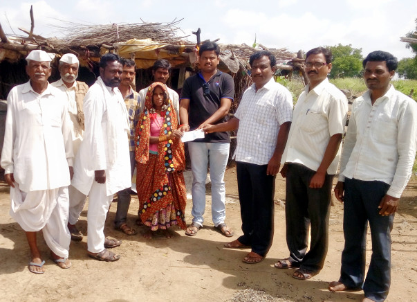 Creating Suicide Free Zone in Marathwada thr' Climate adaptation