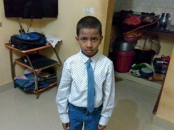 Urgently fund needs for 8year old kid bone marrow transplant.