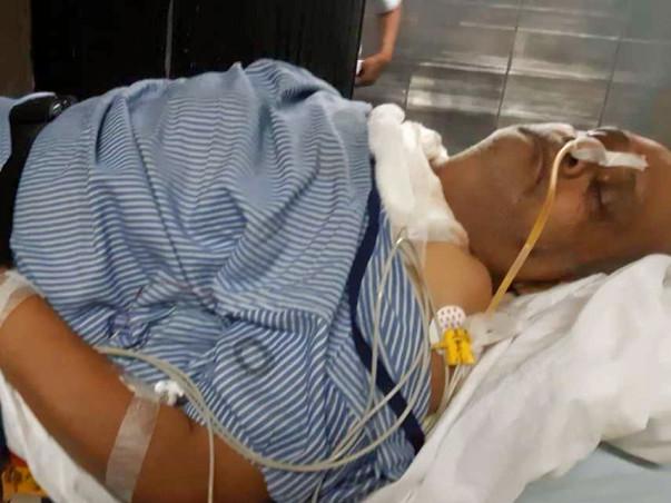 Help my Father in Law fighting Cardiac Arrest