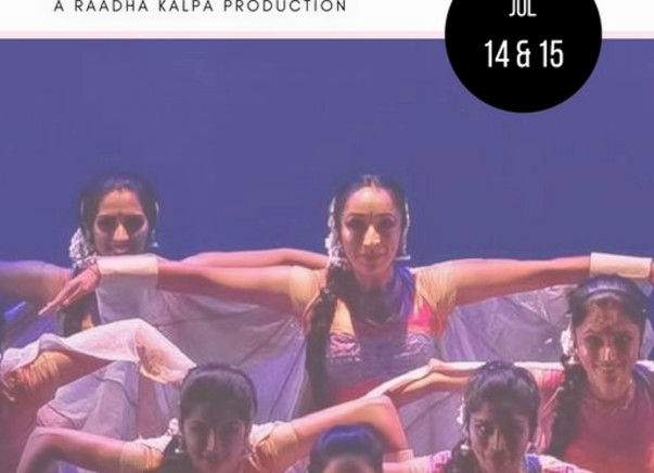 Support Raadha Kalpa's New Artistic Production