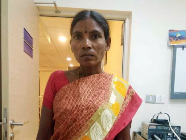 Help Kanthamma for her Surgery