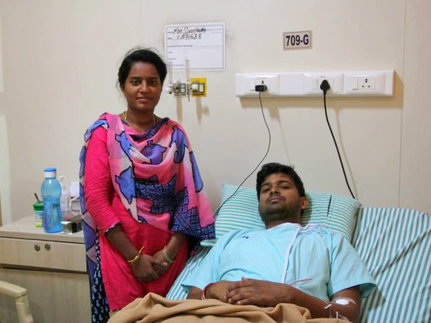 3 Months Into His Marriage, Santosh Received A Death Sentence