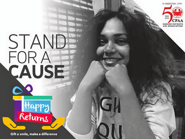 Help Aliya Raise Funds For Patients Battling Breast Cancer