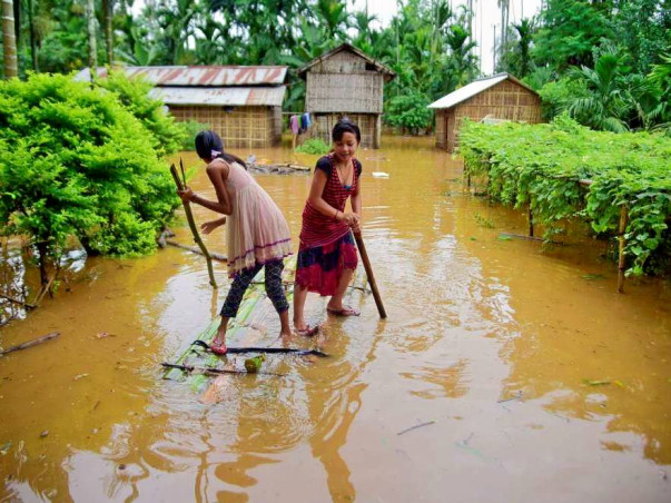Please Help Us Provide Relief in Flood Affected Areas in Assam