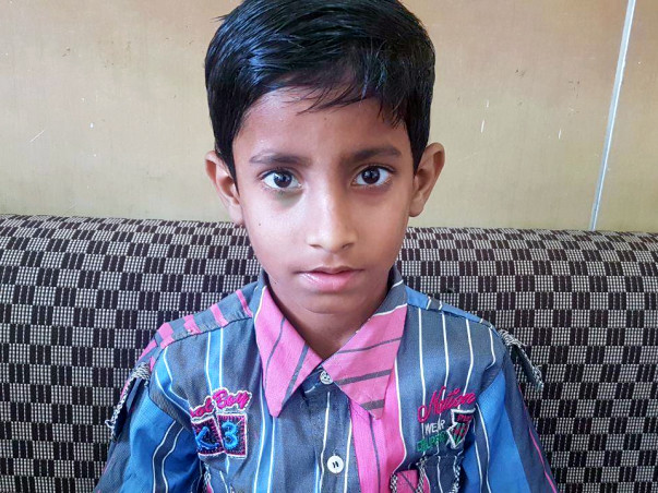 Mohammad's Plea To Save His 10-year-old Son's Heart