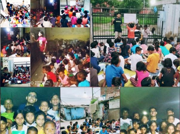 Kanhaiya's fundraiser for EDUCATION FOR ALL