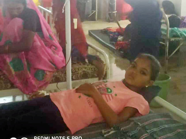 Help Shakshi Shikle Cell Anemia Disease Blood Loss Before 120 days
