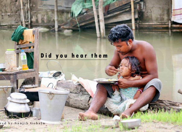 APPEAL FOR ASSAM FLOOD RELIEF