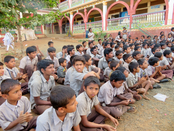 YAGNA : Construction for Girl's Hostel